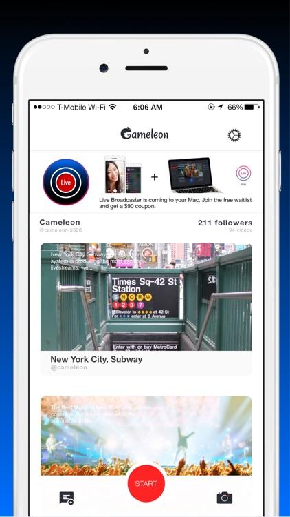 Live Pro screenshot-4