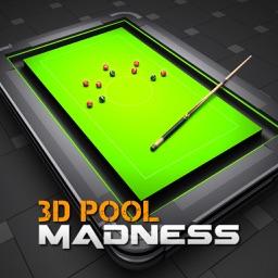 3D Pool Madness
