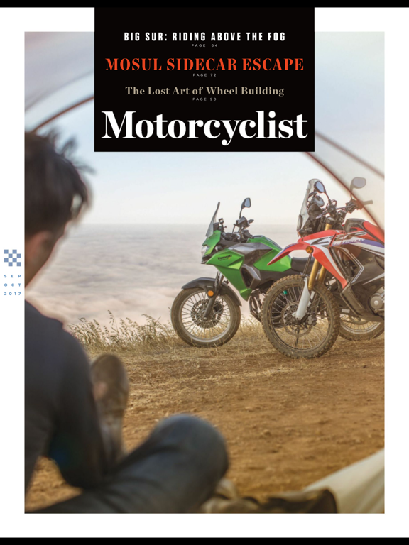 Motorcyclist screenshot 7