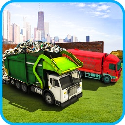 Urban Garbage Truck Simulator