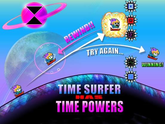 Time Surfer