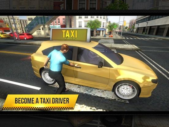 Taxi Simulator 2018 screenshot 8