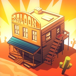 Wild West: Idle Tycoon Clicker