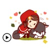 Moving Little Red Riding Hood
