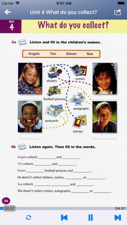 外研社剑桥小学英语 JOIN IN 五年级上下册