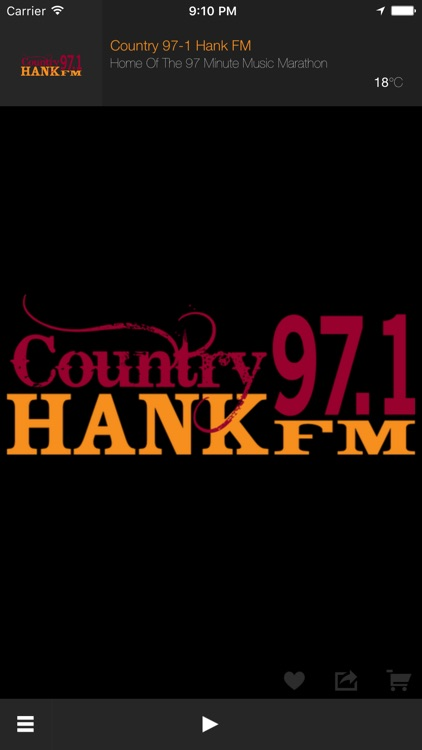 Country 97-1 Hank FM