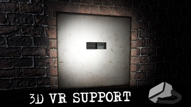 VR Horror Escape Game