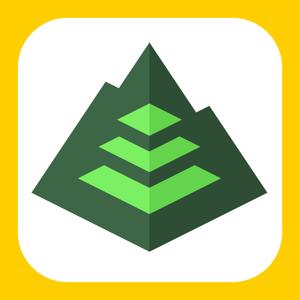 Gaia GPS Navigation app