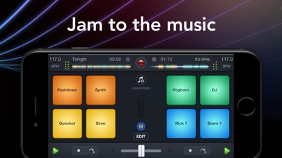 djay 2 for iPhone app image