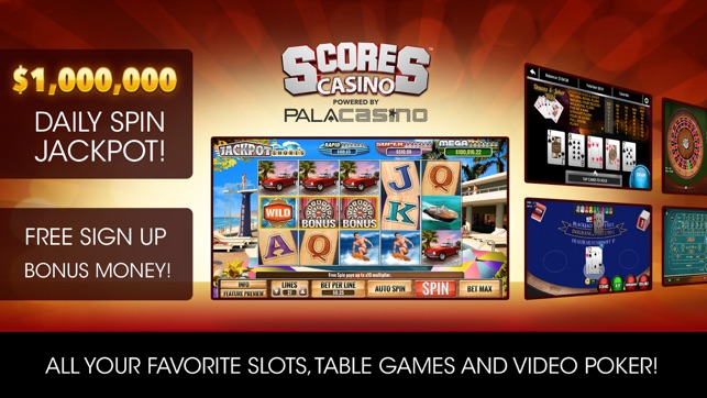 scores online casino app