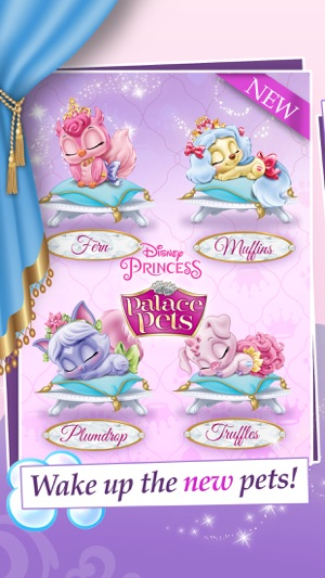 Disney Princess Palace Pets On The App Store