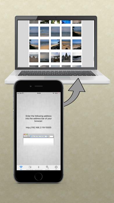 Wifi Photo Transfer Pro
