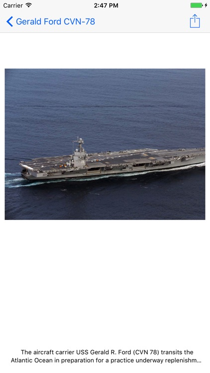 US Navy Aircraft Carriers screenshot-4
