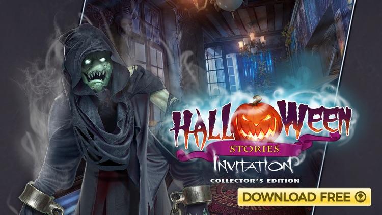 Halloween Stories: Invitation screenshot-4
