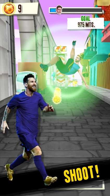 Messi Runner World Tour