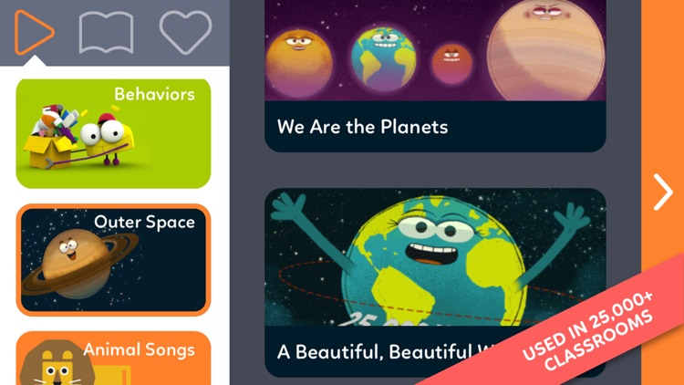 StoryBots – Fun & Learning screenshot-3