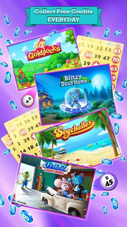 Bingo Blitz - BINGO & SLOTS screenshot-3