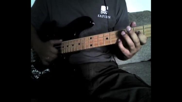 Learn To Play Slap Bass Guitar screenshot-3