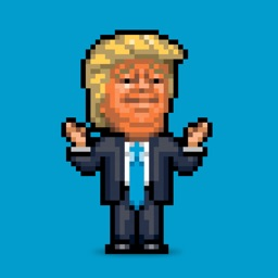 Drumpf Animated Stickers