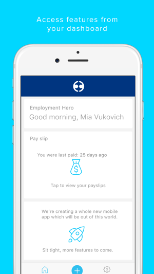 employment hero mobile on the app store