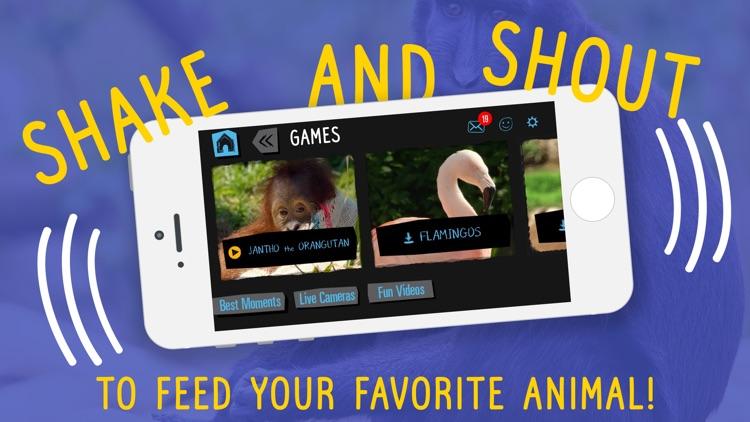 Virry game: Learn wild animals screenshot-0
