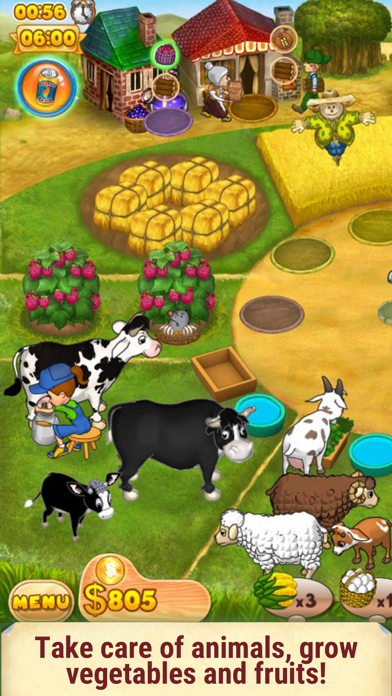 Farm Mania 2 screenshot 1