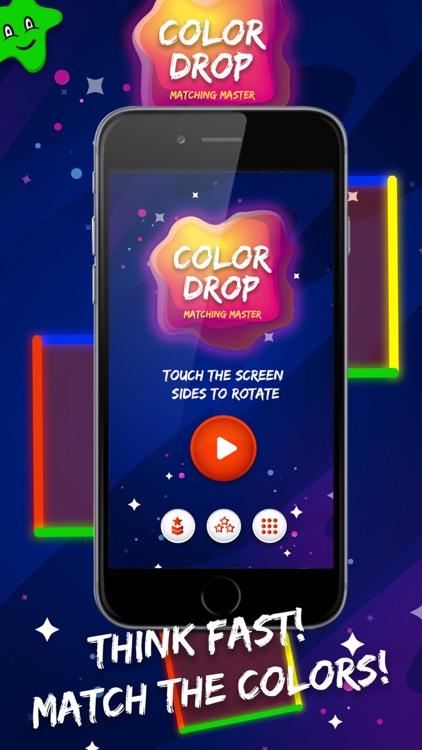 Color Drop Matching Master