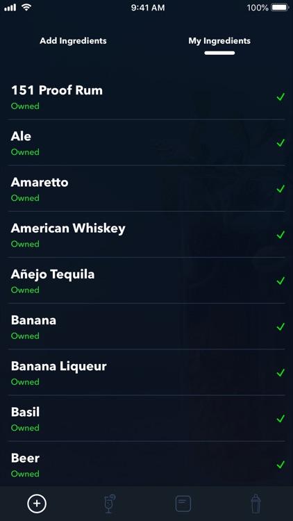 typsi - Cocktails Made Easy screenshot-1