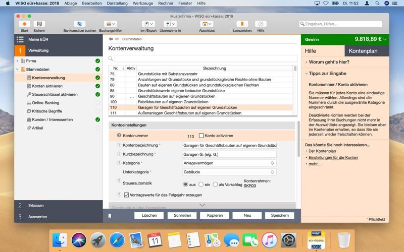 Wiso Eür Kasse 2019 Für Pc Windows 1087 Deutsch Download