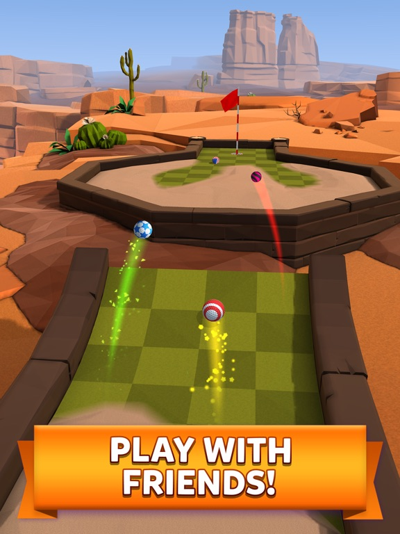Golf Battle screenshot 7