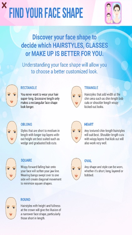 Find Your Face Shape screenshot-4