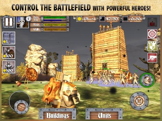 Скачать игру Heroes and Castles