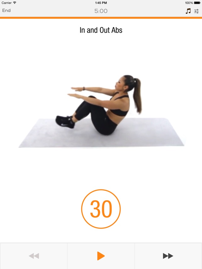 Ab & Core Workouts on the App Store