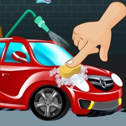 Car Wash Salon - Garage Mania
