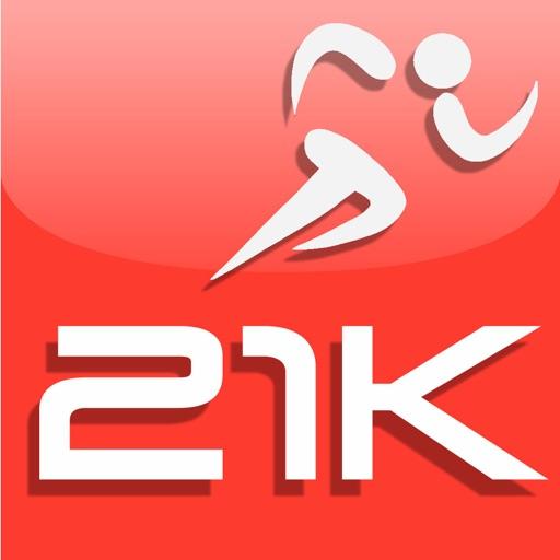 Half Marathon Training - 21k / 13.1 Mile