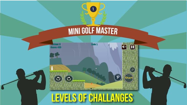 Mini Golf: Power Shot