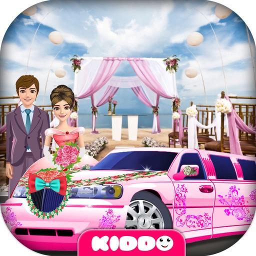 Wedding Limo Car Game 2018 iOS App