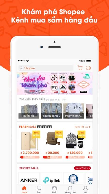 Shopee-Mua và Bán trên Di động screenshot-0