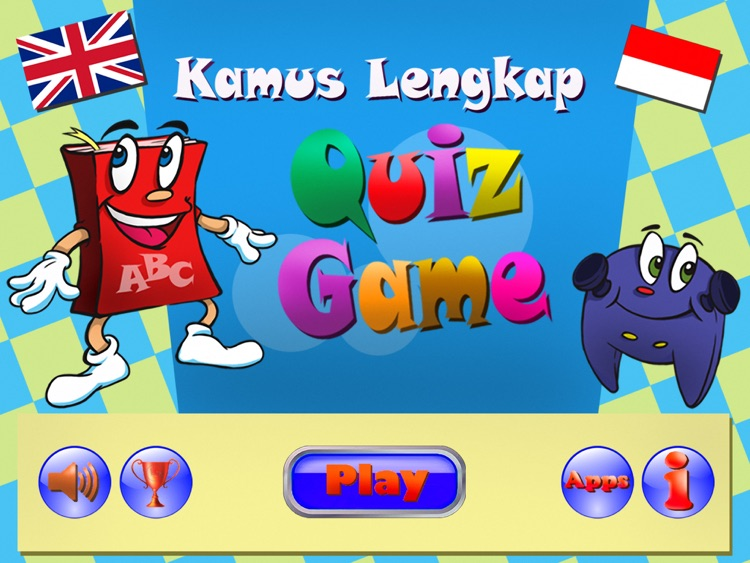 Kamus Lengkap Quiz Game HD