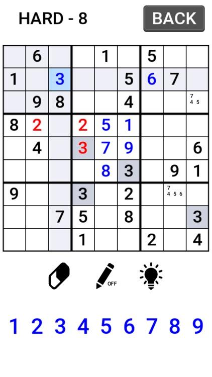 Sudoku : Brain-teaser screenshot-3