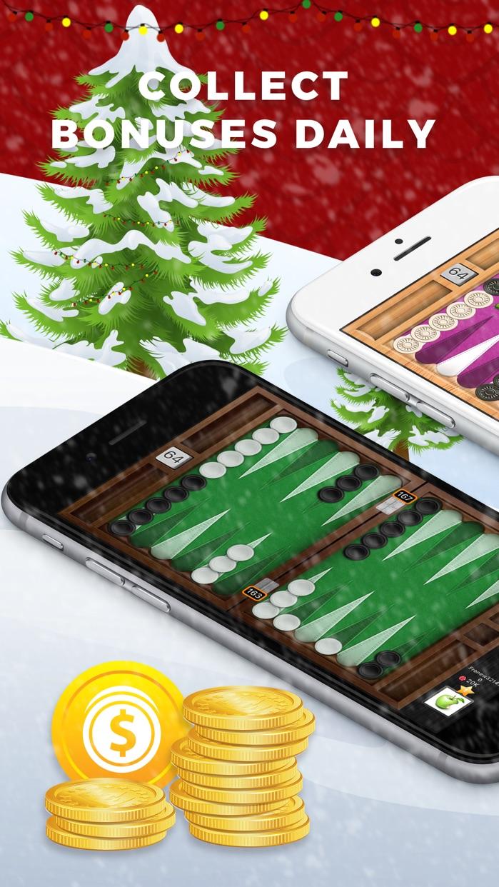 Backgammon #1 Play Live Online Screenshot