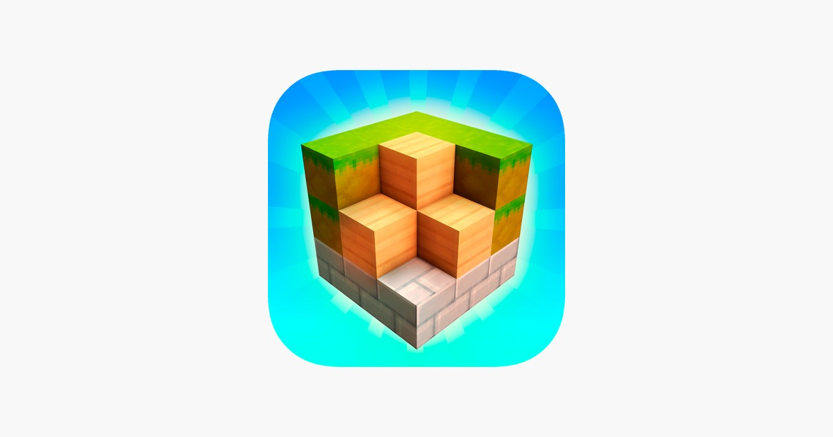 Block craft 3d city building on the app store for Crafting and building app store