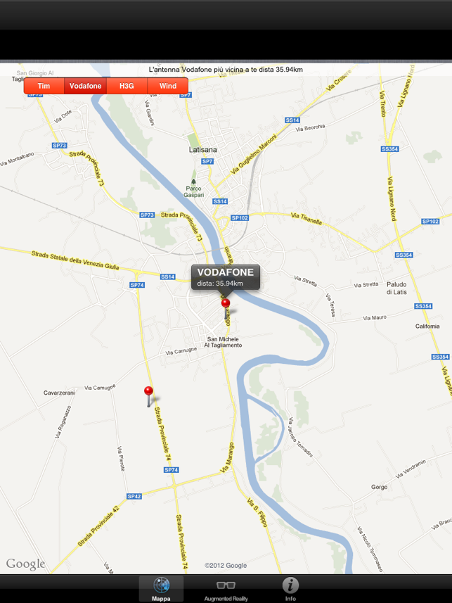 ‎Antenne Veneto Screenshot