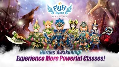 Flyff Legacy - Anime MMORPG_苹果商店应用信息下载量_评论_排名