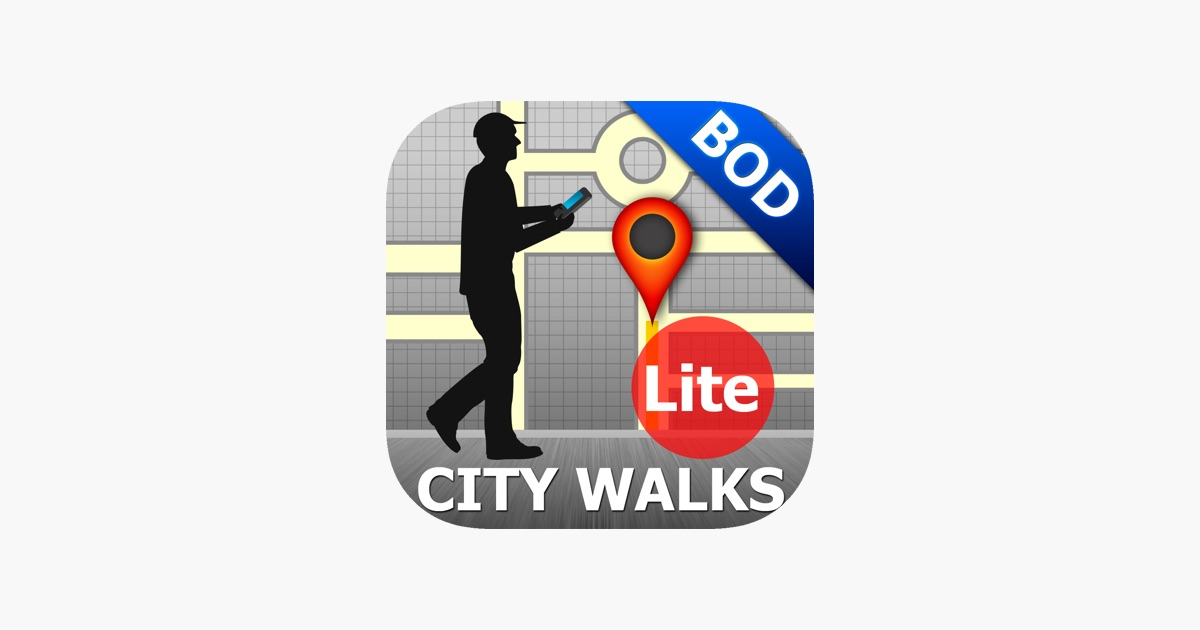 Bordeaux Map and Walks on the App Store