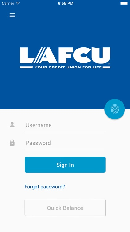 LAFCU Mobile Banking screenshot-0