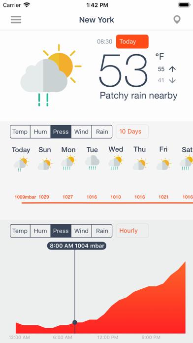 Weather Force Screenshot
