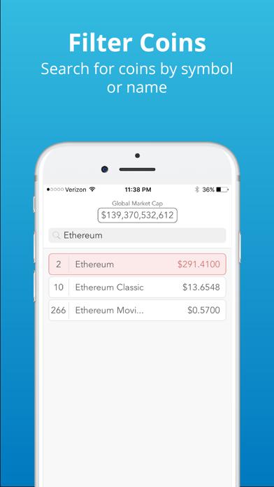 CryptoLadder   Live Rankings app