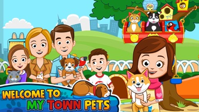 My Town : Pets Screenshots