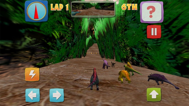 Dino Dan: Dino Racer screenshot-2